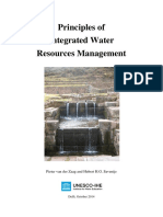 Principles of Integrated Water Resources Management October 2014