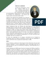 Biografía de Francisco Cabrera, Manolo Gallardo y Calos Mérida