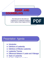 Leadership & Counseling TK3