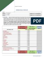 updated a zuniga nursing skills checklist