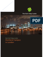 West End College London Dockland Campus