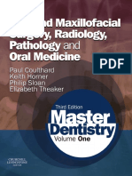 (Master Dentistry) Paul Coulthard, Keith Horner, Philip Sloan, Elizabeth D. Theaker-Master Dentistry_ Oral and Maxillofacial Surgery, Radiology, Pathology and Oral Medicine, Third Edition. 1-Churchill