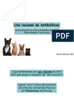 2016 Clase Intesific Infecciosas Uso Racional ATB