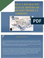 Curso Diagnostico Reparacion Fallas Sistema Inyeccion Electronica Combustible Motor Gasolina Componentes Funciones