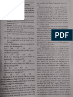 IBPS Clerk Preliminary Exam 05-12-2015 Question Paper