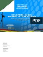 Programa de Estudio INICIAL Actualizado