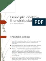 5.Financijska analiza