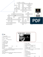 Crossword Puzzle THINK DIFFERENT Student
