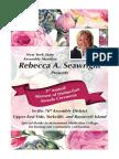 Seawright Women of Distinction Awards Ceremony Booklet