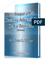 Un Ataque a La Doctrina Adventista de La Trinidad