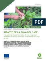 The Impact of Coffee Rust