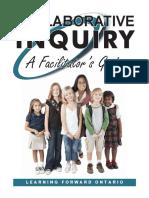 collaborative inquiry guide 2011