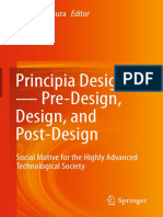 Principia Designae – Pre-Design, Design, And Post-Design