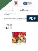 Pastele in Suflet de Copil - Editia a III-A