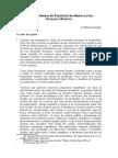 Dimensión Humana Del Presbítero en América Latina - Brasil