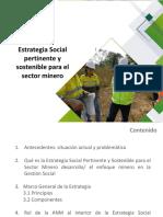 Anm Estrategia Social Pertinente Sostenible Para Sector Minero