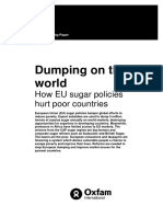 Dumping on the World