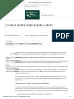 ¿Compras facturas_ ¡Peligro inminente! _ Defensa Fiscal.pdf