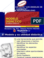 Modelo Didáctico