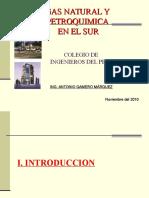 Esposicion Colegio de Ingenieros-Noviembre 2010