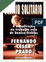 Delirio Solitario - Publicação - Virtual Books