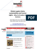 Why Supply Chain Sustainability Matters for Business