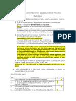 Examen Resuelto de Lesgislacion Empresarial Peruana