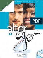Alter Ego Plus B2 método