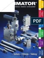 Web Catalogue Maximator Valves Fittings and Tubings 2013