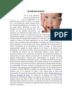 El Síndrome de Down  y otras Enfermedades