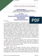 TC- 009 - Gestão inovadora da escola com  tecnologias J Manoel Moran.pdf