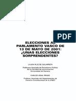 Elecciones 2001