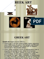 Greek Art(Adrian's report)