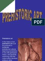 Pre-historic art(Bryan's report)