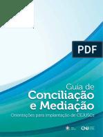 Guia de Conciliacao e Mediacao