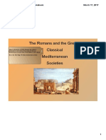 roman and greek