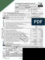 2008 ADSO as DGPA Tax Return