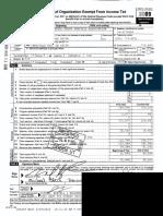 2009 ADSO as DGPA Tax Return