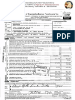 2012 ADSO as DGPA Tax Return