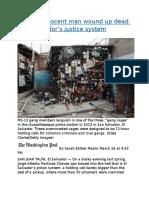 How an innocent man wound up dead in El Salvador.docx