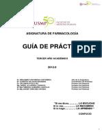 _Guia de Practicas de Farmacologia CASTAÑEDA 2012