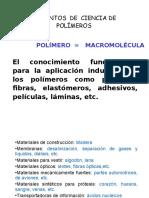 Polímeros-conceptos