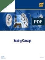 Mechanical Seal Basic Comp. Mat'l