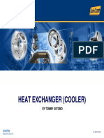 Heat Exchanger (Cooler)