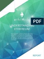 Understanding Ethereum