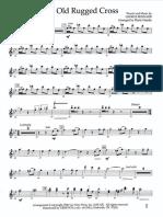 Oldruggedcross Flute