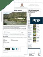 Lluvias Intensas Hasta El 24 de Enero en Aymares y Andahuaylas