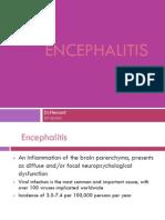 Encephalitis