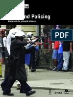Guns and Policing