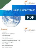 Fusion Apps - Receivables
